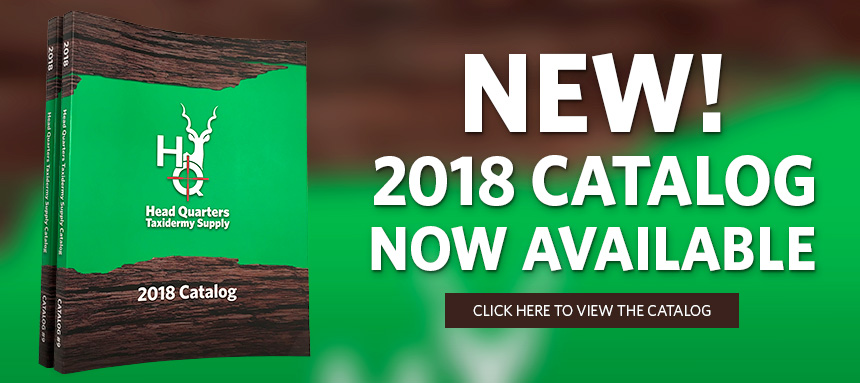 New Catalog for 2018